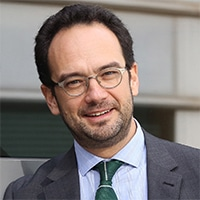 Antonio Hernando, Diputado en el Congreso de los Diputados y ex portavoz del PSOE