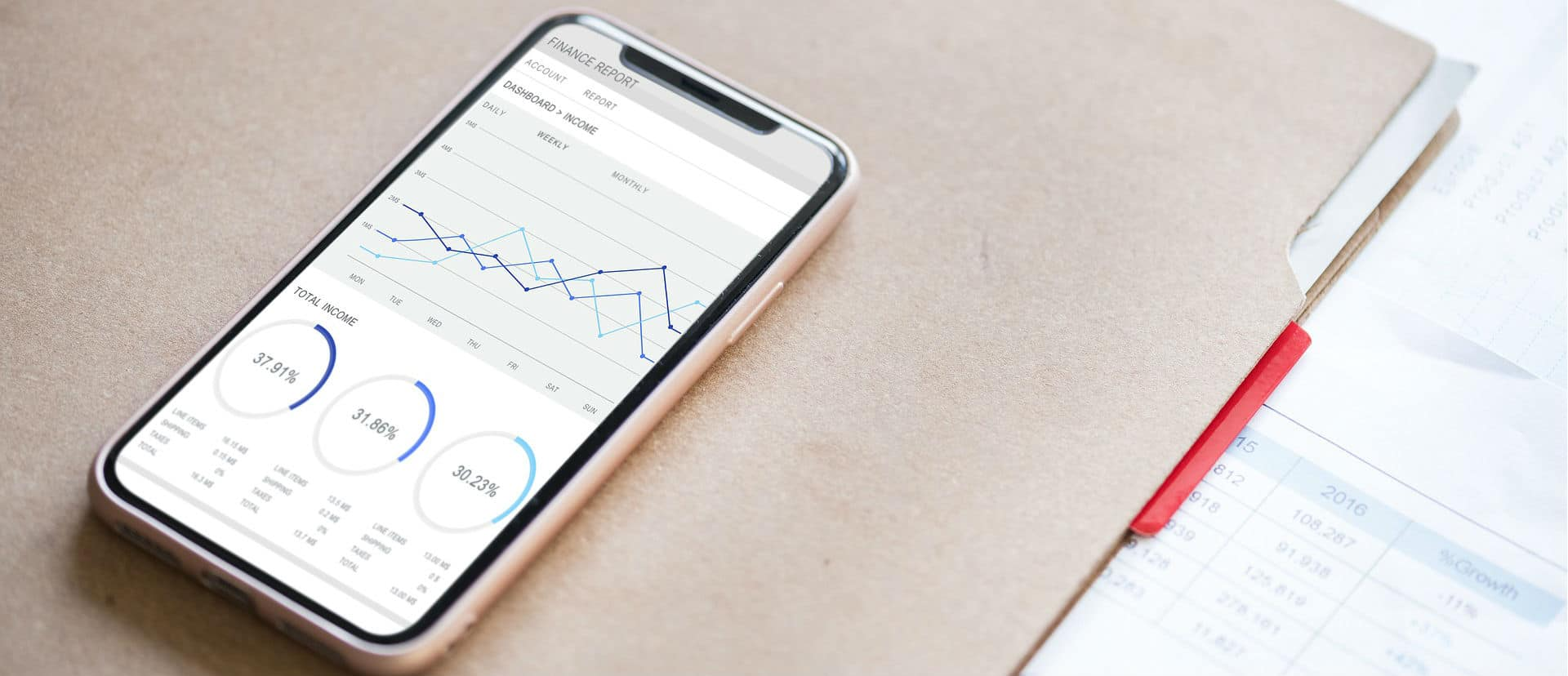 Existen multitud de apps para controlar tus finanzas