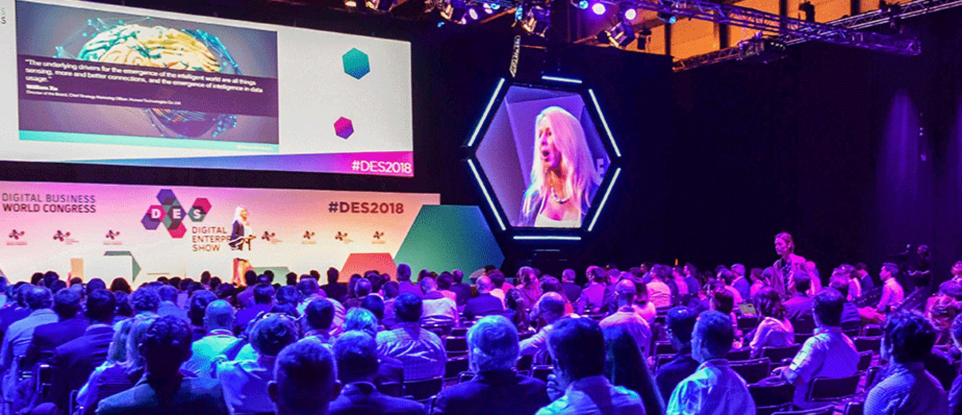Feria de Madrid acoge el Digital Business World Congress