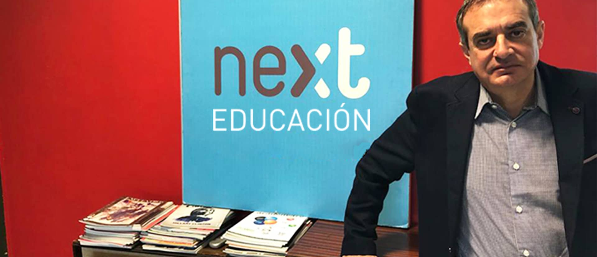 Francisco Moreno, director de Next Educación