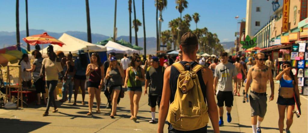 Las exportaciones en turismo internacional continúan creciendo