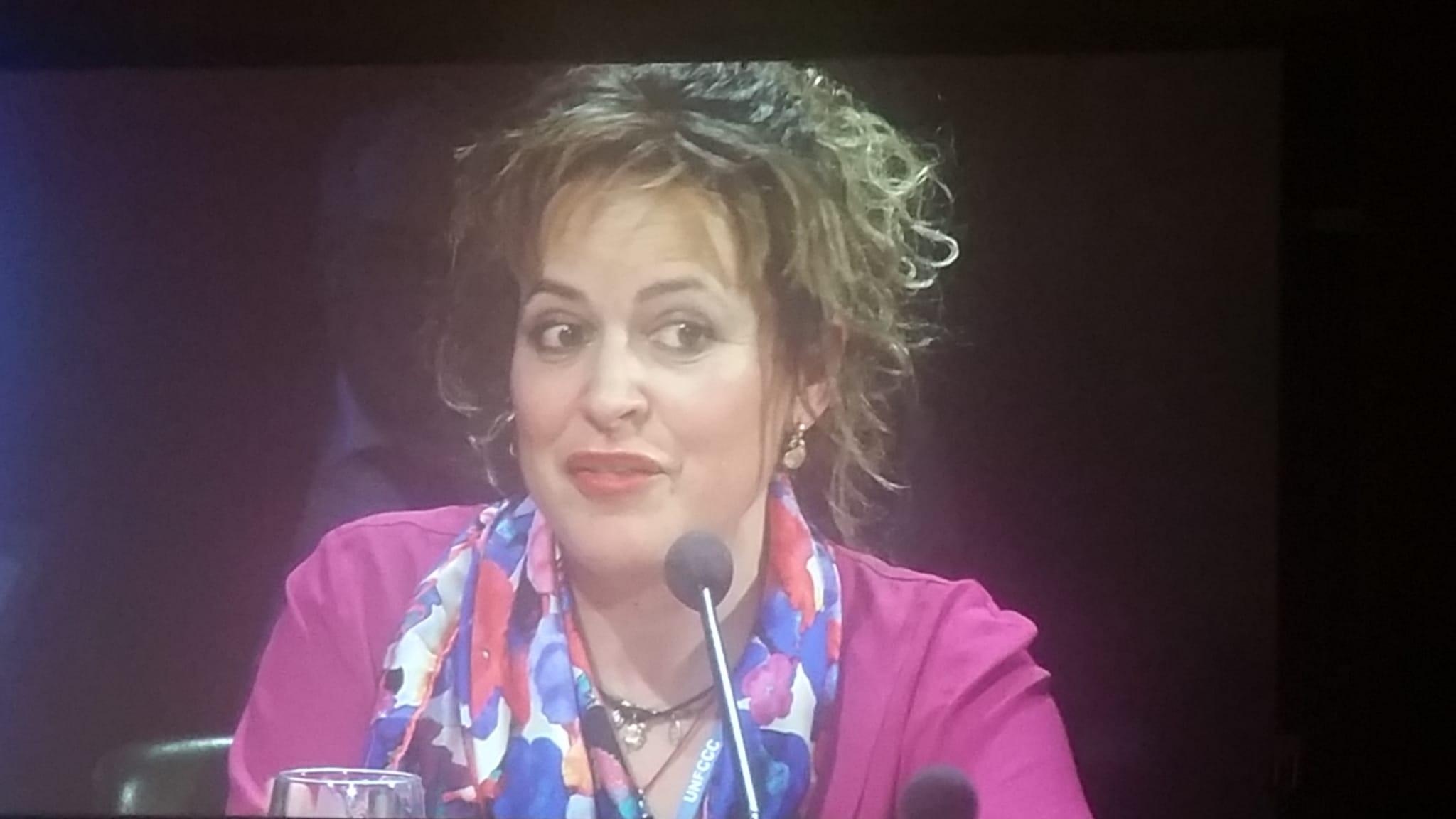 Laura Hernández Garvayo, asesora de la Ministra de Transición Ecológica