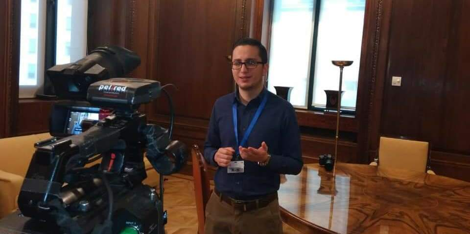 Andrés Piefall, exalumno de Next Educación
