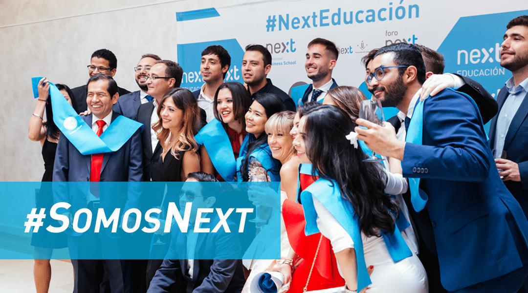 ¿Te sumas a la iniciativa #SomosNext?