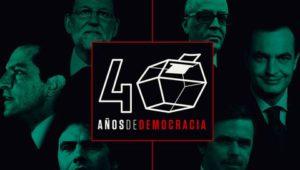 La plataforma online de Next Educación estrena en abierto el documental 40 años de democracia