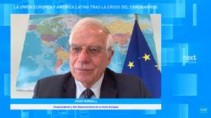 Josep Borrell en Foro Next Educación