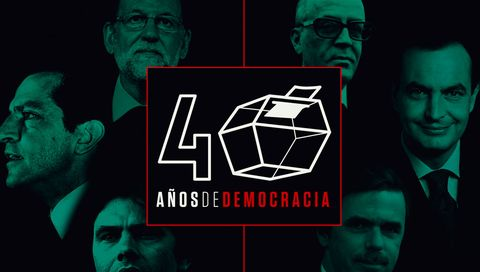 """El fin del bipartidismo, en el Capítulo 6 de """"40 años de democracia"""""""