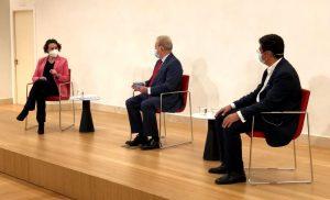 Foro Next con Magdalena Valerio, presidenta de la Comisión del Pacto de Toledo