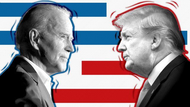 Elecciones Estados Unidos. Trump vs. Biden