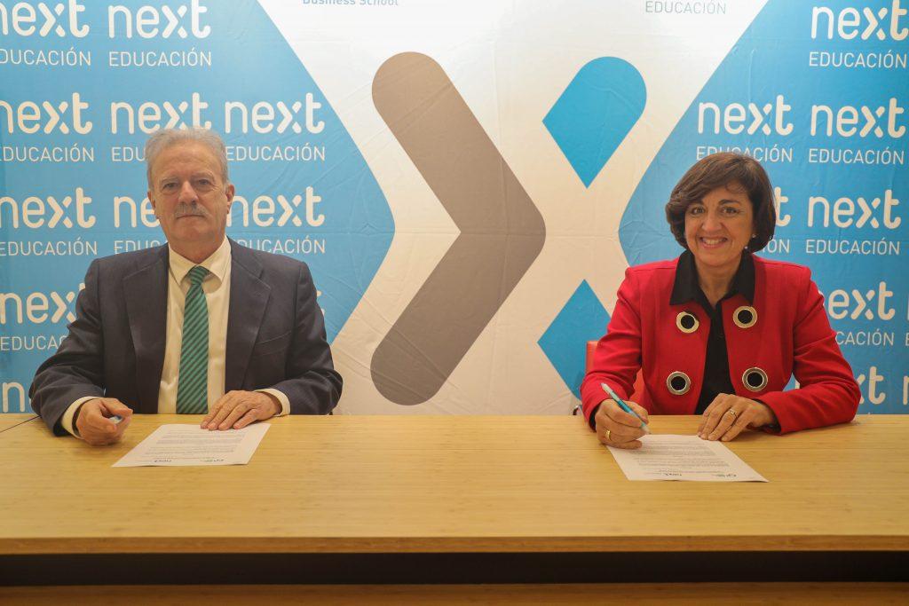 Next Educación y el Grupo Español de Crecimiento Verde