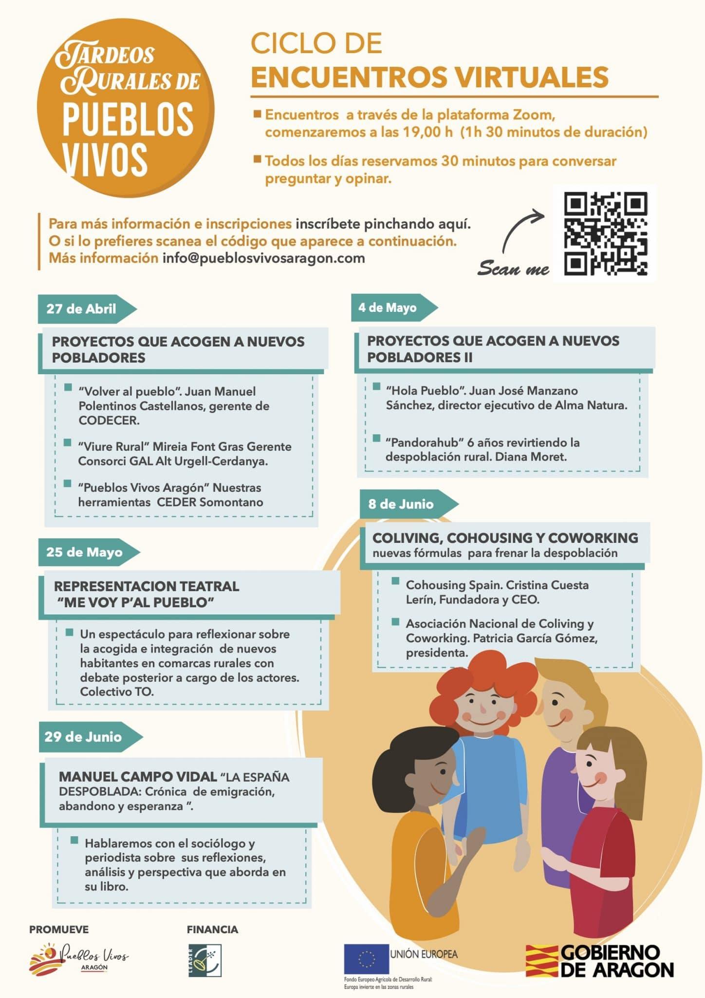 La Cátedra de Reto Demográfico y Despoblación de Next Educación con el desarrollo rural de Aragón