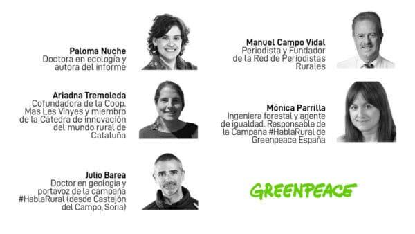 Next Educación celebra el Día de la Tierra 2021 presentando el estudio de Greenpeace sobre Desarrollo Rural