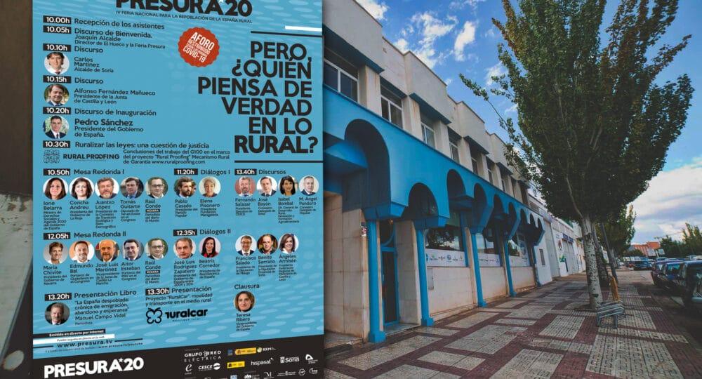 La intervención de Next Educación en la Feria Nacional para la Repoblación de la España Rural genera debate