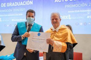 Graduación de Alumnos de Next Educación