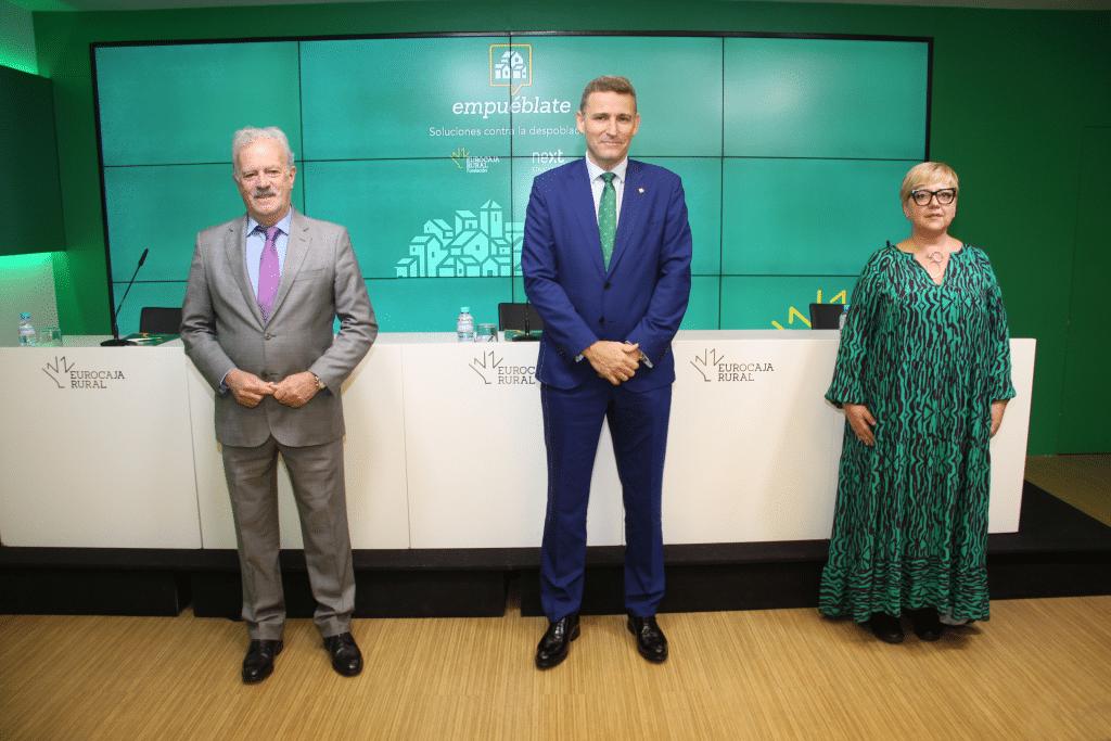Next Educación y Fundación Eurocaja Rural presentan 'Empuéblate'