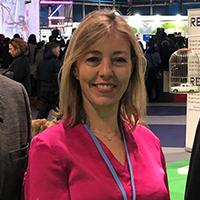 Ángela Baldellou, directora del Máster en Economía Verde, patrocinado por BBVA
