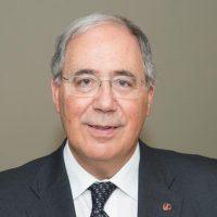 Roberto Fernández Díaz, anterior presidente de la CRUE y anterior Rector de la Universitat de leida